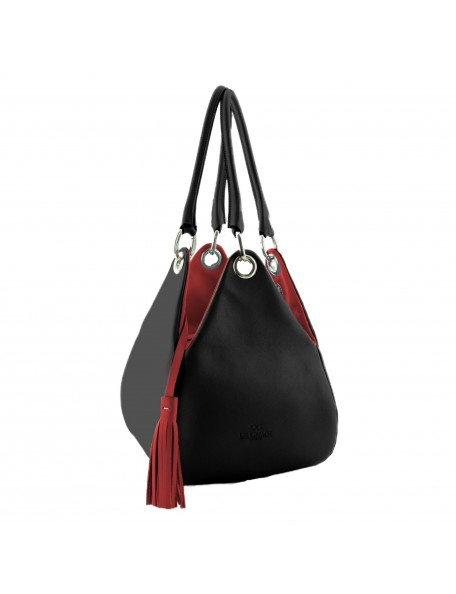 Shoulder bag DE GRIMM TULIPE Smooth leather DG2016LS-TULIPE-MM 499,00 €
