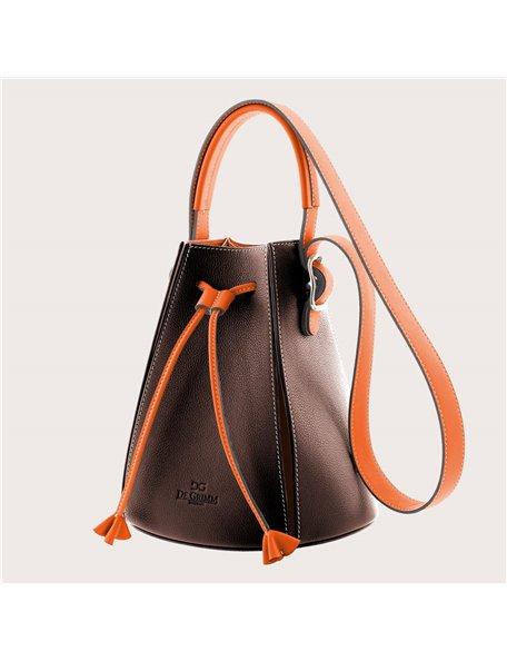 DE GRIMM Capucine - Leather bucket bag DG2018GRLS-CAPUCINE 750,00€