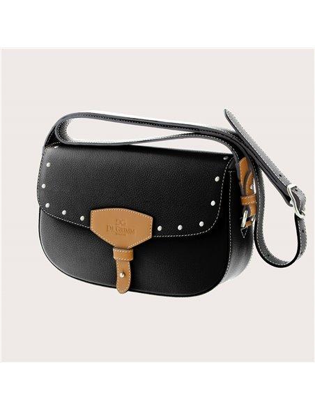 Crossbody bag DE GRIMM IRIS Studs DGIRIS-GRCLOUS 539,00€