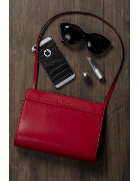DE GRIMM Maryline - Leather evening clutch DGLS-MARYLINE 290,00€