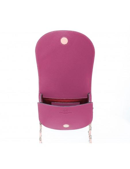 DE GRIMM Victoire - Sac bandoulière avec chaîne en cuir 560,00€