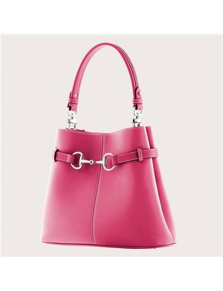 DE GRIMM Sellier - Leather horsebit bag DGGR-SELLIER-II 700,00€