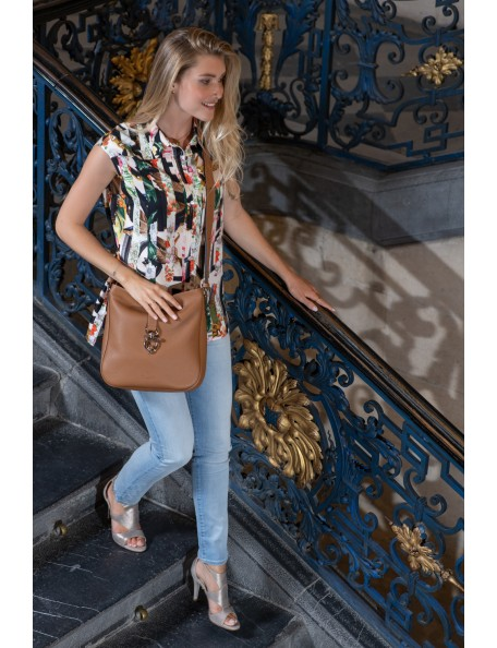 DE GRIMM Elise - Leather satchel bag DGGR-ELISE 650,00€